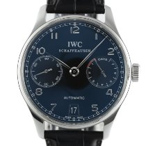 IWC Steel 42.5mm Automatic IW500109 pre-owned