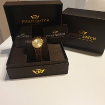 Philip Watch Yellow gold 33mm Quartz R8051180025 new