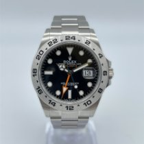 Rolex 226570 Stahl 2021 Explorer II 42mm neu