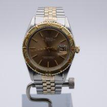 Rolex Datejust Turn-O-Graph Goud/Staal 36mm Goud Geen cijfers Nederland, breda