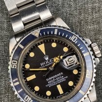 Rolex Submariner Date 1680 Very good Steel 40mm Automatic United States of America, New York, new york
