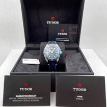 Tudor Black Bay Fifty-Eight Steel Blue No numerals United States of America, New York, New York