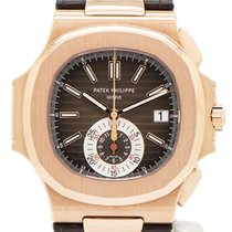 Patek Philippe Rosa guld 40.5mm Automatisk 5980R-001 ny