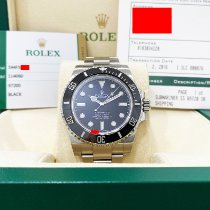 Rolex Submariner (No Date) Steel 40mm Black No numerals United States of America, California, Pasadena