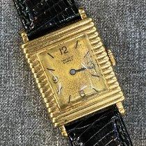 Van Cleef & Arpels Yellow gold 25mm Manual winding Van Cleef & Arpels Tank Watch 18K pre-owned United States of America, New York, new york