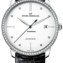 Girard Perregaux White gold 49525D53A1A1-BK6A pre-owned United States of America, California, Beverly Hills