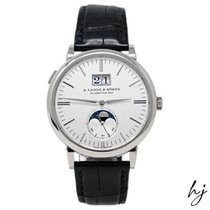 A. Lange & Söhne White gold 40mm Automatic 384.026 pre-owned