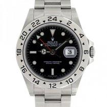 Rolex usados Automático Negro Cristal de zafiro