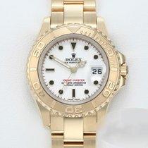 Rolex 169628 Geelgoud 2004 Yacht-Master 29mm tweedehands