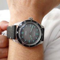 Oris Divers Sixty Five 01 733 7707 4053-07 5 20 89 Divers Sixty Five 40mm Grigio Automatico Nové Ocel 40mm Automatika