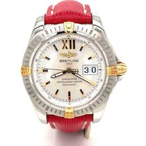Breitling Cockpit 41mm Silver United States of America, New York, New York