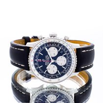 Breitling Ab0121211b1x1 Staal 2020 Navitimer 1 B01 Chronograph 43 43mm tweedehands