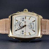 IWC Da Vinci Perpetual Calendar Digital Date-Month Aur roz 44mm Argint