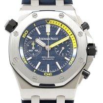 Audemars Piguet Royal Oak Offshore Diver Chronograph 42mm Blau