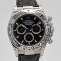 Rolex 116519 Oro bianco 2005 Daytona 40mm usato Italia, Trento