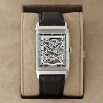 Jaeger-LeCoultre Grande Reverso White gold 48.4mm Transparent United States of America, New York, Airmont