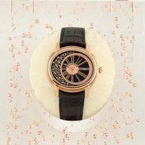 Audemars Piguet Millenary Ladies Rose gold 45mm Black United States of America, New York, Airmont