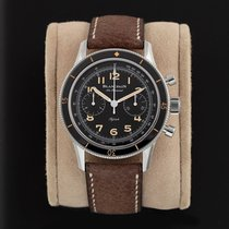 Blancpain Air Command Steel 42.5mm Black United States of America, New York, Airmont