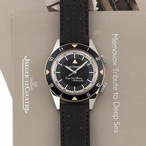 Jaeger-LeCoultre Memovox Tribute to Deep Sea Acero 40.5mm Negro
