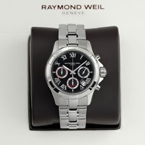Raymond Weil Parsifal Steel 41mm Black United States of America, New York, Airmont