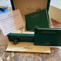 Rolex 126333 Oro/Acciaio 2016 Datejust 41mm usato Italia, minervino murge