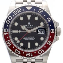 Rolex 126710BLRO -- 07-2021 Acciaio 2021 GMT-Master II 40mm nuovo Italia, Roma, eOrologi