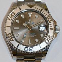 Rolex Yacht-Master 37 Otel 37mm Gri Fara cifre