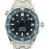 Omega Seamaster Diver 300 M 2551.80.00 Zeer goed Staal 36mm Automatisch