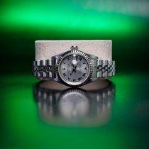 Rolex Lady-Datejust 69174 Ottimo Acciaio 26mm Automatico