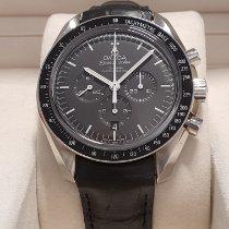 Omega Speedmaster Professional Moonwatch Stahl 44mm Schwarz Keine Ziffern Österreich, Linz
