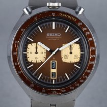 Seiko Steel 46mm Automatic 6138-0040 pre-owned United States of America, California, Healdsburg