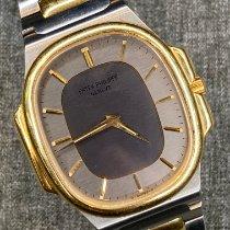 Patek Philippe Nautilus Gold/Steel 35mm Grey No numerals United States of America, New York, new york