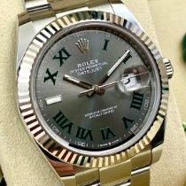 Rolex Stahl 41mm Automatik 126334 neu