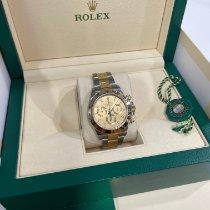 Rolex Daytona Gold/Steel 40mm Champagne No numerals United Kingdom, London