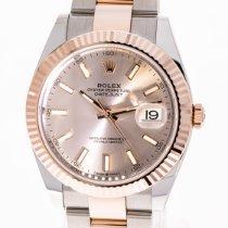 Rolex Datejust II 126331 Neu Gold/Stahl 41mm Automatik