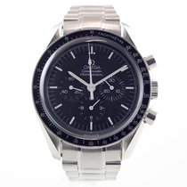 Omega Speedmaster Professional Moonwatch Stahl 42mm Keine Ziffern Schweiz, Schweiz