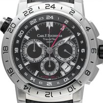 Carl F. Bucherer Steel 47mm Automatic 00.10633.08.33.01 pre-owned