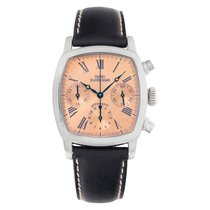 JeanRichard Steel 35mm Automatic 25006 pre-owned United States of America, Florida, Surfside