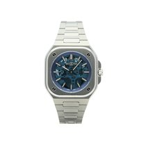 Bell & Ross pre-owned Automatic 40mm Blue 10 ATM