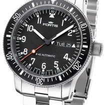 Fortis Steel 44mm Automatic F2020008 new