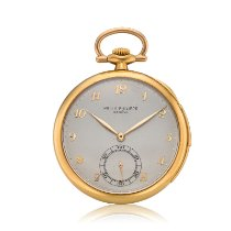 Patek Philippe Minute Repeater Yellow gold 46.5mm Silver United States of America, New York, New York