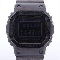 Casio (カシオ) G-SHOCK(ジーショック) GMW-B5000 TI 非常に良い チタン 43mm 日本, Tokyo Minato-ku