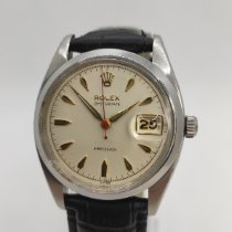Rolex 6494 1957 Oyster Precision 34mm pre-owned