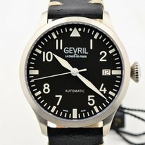 Gevril Steel 44mm Automatic 43500 pre-owned United States of America, Washington, Bellevue