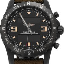 Breitling Chronospace Military Staal 46mm