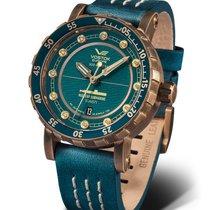 Vostok Bronze Automatic Green 46mm new