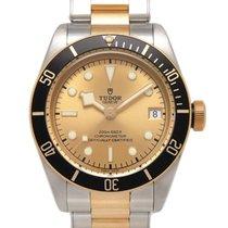 Tudor Black Bay S&G Acero y oro 41mm Oro