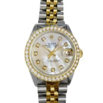 Rolex Datejust 31 Gold/Steel 31mm Mother of pearl No numerals United States of America, New York, New York