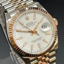 Rolex Datejust nuovo 2021 Automatico Orologio con scatola e documenti originali 126231-0017