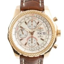 Breitling Bentley GT Red gold 46mm Mother of pearl
